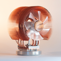 Copper Fan-C (Small)