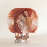 Copper Fan-Ce (Large)